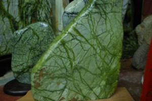 Jade rock at charlies antiques in williamsburg va,