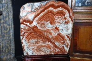 red agate viewing stone in williamsburg va, semi precious stone in williamsburg va