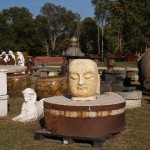 garden statues, classical statuary, oriental statuary in williamsburg va