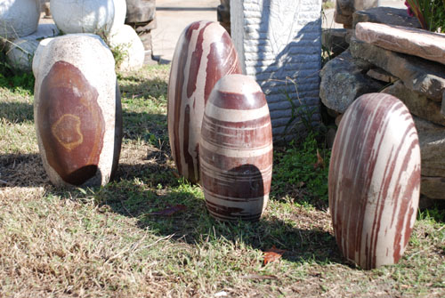 lingam stones,healing stones,tumbled stones at charlies antiques in williamsburg va