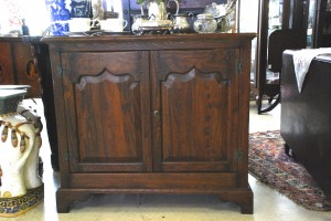elm cupboard, elm cabinet at charlies antiques in williamsburg va